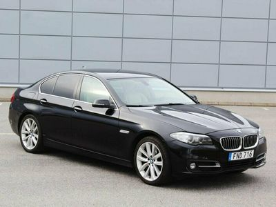 begagnad BMW 530 d xDrive Sedan M-Sport Automat Euro 6 258hk
