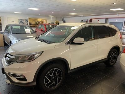 begagnad Honda CR-V 1.6 i-DTEC 4WD Elegance Plus Automat Euro 6 2016, SUV 239 900 kr