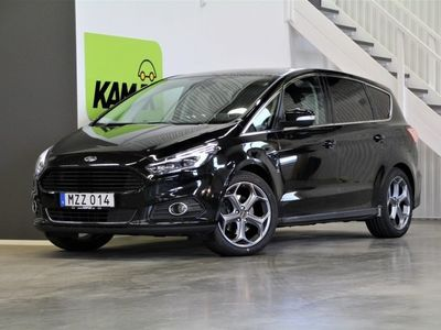 brugt Ford S-MAX 2,0 TDCi AWD 7-Sits