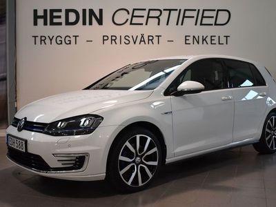 begagnad VW Golf GTE 1,4 TSI Plug-in hybrid 204 hk -16