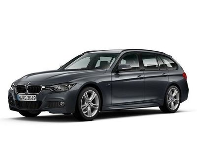 begagnad BMW 320 d xDrive Touring M-Sport Navi Drag HiFi