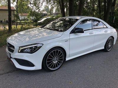 begagnad Mercedes CLA250 4MATIC Sport Edition, -17