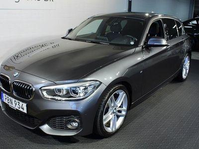 begagnad BMW 118 i M-Sport Automat, M-fälgar