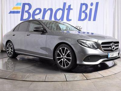 begagnad Mercedes E220 9G-Tronic Sedan 194hk
