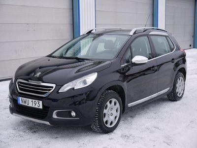 gebraucht Peugeot 2008 1.6 e-HDi FAP 92hk Allure 4650MI -14