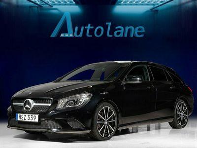 begagnad Mercedes CLA200 Shooting Brake 7G-DCT, 156hk, Euro 6