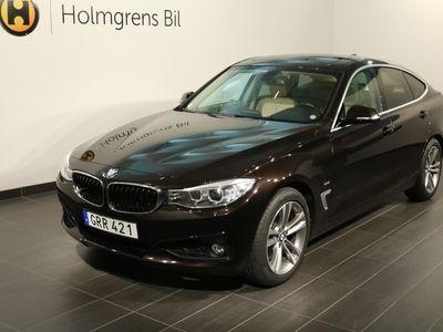begagnad BMW 320 Gran Turismo d xDrive Aut, Panorama, backkamera