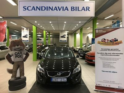 usado Volvo C30 1.6D DRIVe Momentum 109hk Välvårdad