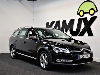 begagnad VW Passat Alltrack 2.0TDI 4M Premium