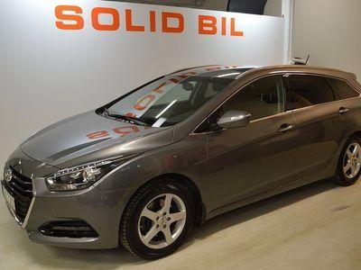 begagnad Hyundai i40 1.6 GDI 135HK/ACTIVE/