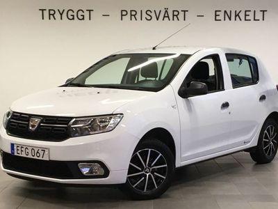 begagnad Dacia Sandero AMBIANCE 0.9L TCE BENSIN *V-HJUL*