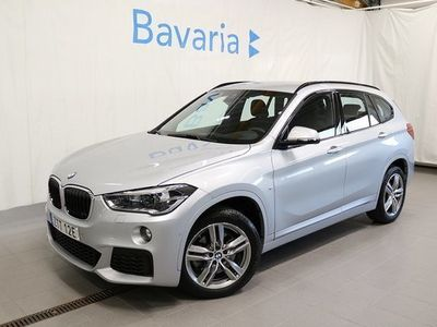 begagnad BMW 700 X1 xDrive 20d M-Sport Nav Backkamera Drag 2019, SUV 358kr