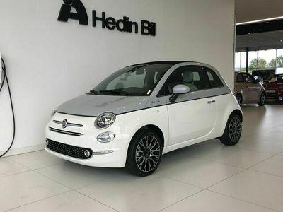 begagnad Fiat 500C DOLCEVITA 1.0 70HK MANUELL *KAMPANJ*