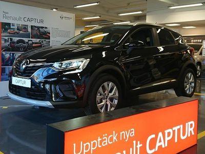 begagnad Renault Captur TCe 100 Zen Privatleasing (med service) 1000 mil/år 2826kr/mån!