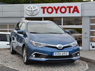 begagnad Toyota Auris Touring Sports Hybrid 1.8 Executive