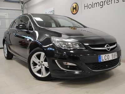 begagnad Opel Astra Sport 5-dörrar 1.4T ECOTEC 140hk
