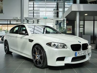 begagnad BMW M5 Competition Edition 600Hk Nypris 1.580.000
