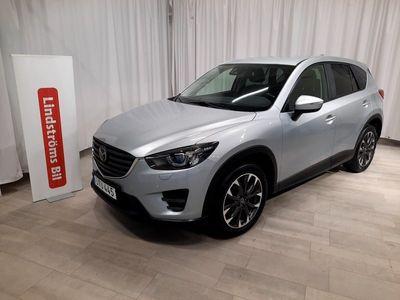 begagnad Mazda CX-5 2.2 SKYACTIV-D Optimum Navi AWD Auto 175hk