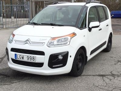 begagnad Citroën C3 Picasso 1.6 HDi (90hk)