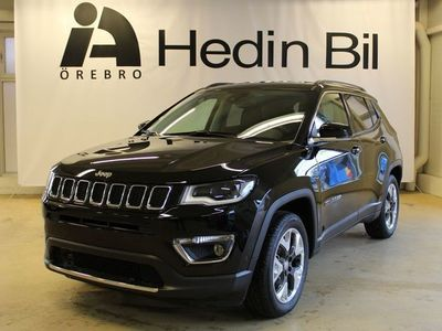 gebraucht Jeep Compass 1.4 Turbo 170 HK AWD 9-steg aut LIMITED