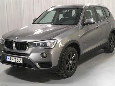 gebraucht BMW X3 xDrive20d xDrive20d, F25 (190hk)
