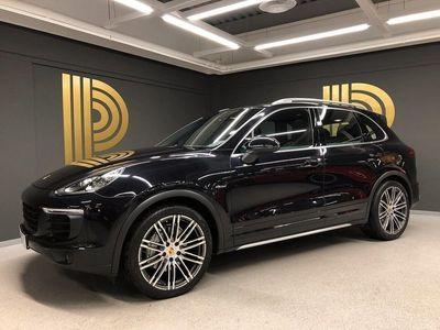 begagnad Porsche Cayenne S Diesel (385hk) SE UTR Sv-s