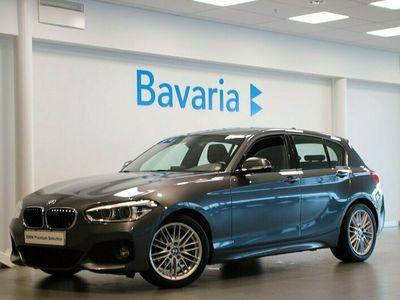begagnad BMW 118 i 5-d Aut M-Sport Farthållare PDC