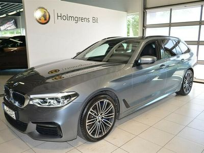 begagnad BMW 530 i xDrive Touring M Sport Innovation Edition Driving Assistant Plus Drag