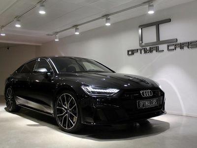begagnad Audi A7 55TFSi Q S-LINE 340HK B&O Värmare