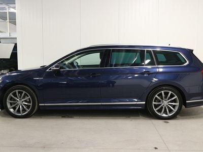 brugt VW Passat Sportscombi TDI 240 DSG7 GTS/Drag/R-line/Panorama/P-värmare/Ex