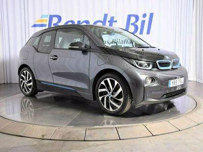 begagnad BMW i3 94Ah REX Navi Backkamera 2018, Halvkombi Pris 239 500 kr