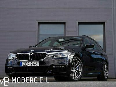 begagnad BMW 540 xDrive Touring 340hk M Sport Pano H/K HUD Shadow