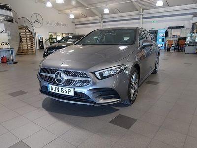 begagnad Mercedes A250 AMG-Line