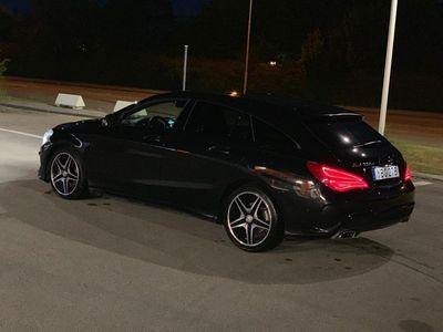 begagnad Mercedes CLA220 Shooting Brake AMG