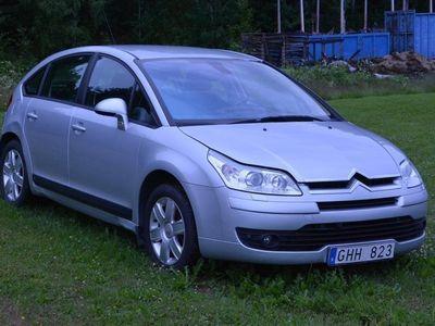 begagnad Citroën C4 HDI