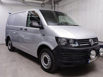 begagnad VW Transporter 2,0 TDI 140Hk 3-Sits (