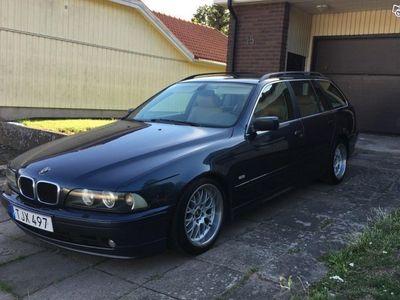 begagnad BMW 520 E39 i Touring -02