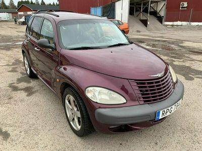 begagnad Chrysler PT Cruiser 2.0 Automat skattat & besik 21-11-01