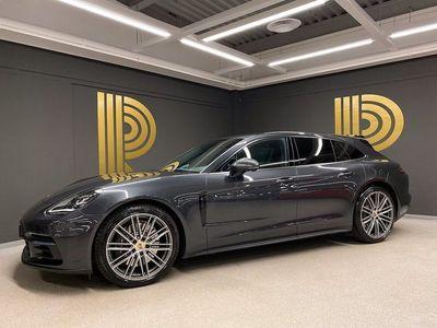 begagnad Porsche Panamera 4 Sport Turismo (330hk) Chrono / Leasebar