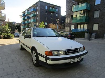 second-hand Saab 9000 CS 2,0T/150.Dragkrok
