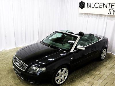 usata Audi S4 Cabriolet 4.2 V8 quattro TipTronic 34 -04