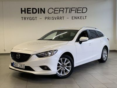 begagnad Mazda 6 2.0 165hk / DRAG *V-hjul*