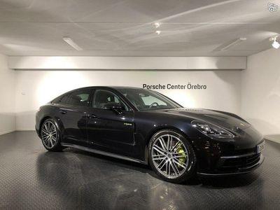 begagnad Porsche Panamera 4 E-Hybrid -17