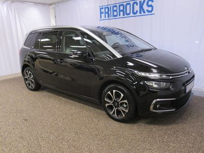 begagnad Citroën C4 Grand SpaceTourer 130Hk 7-sits