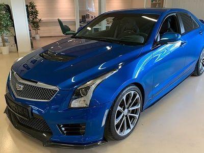 begagnad Cadillac ATS V, V8, Unik Bil 2017, Sedan 479 000 kr