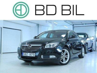 begagnad Opel Insignia 2.0 AWD OPC-LINE NAVI