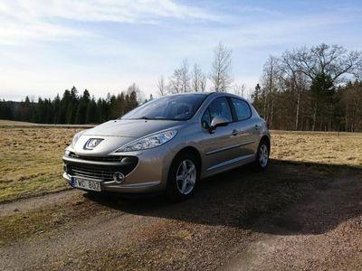 begagnad Peugeot 207 1,6 5D -07