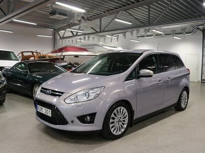 begagnad Ford Grand C-Max 1.6 TDCi 7-sits 115hk