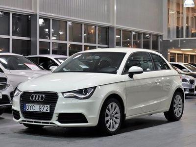 begagnad Audi A1 1.4 TFSI S Tronic Proline Teknikpaket 2012, Halvkombi 109 000 kr