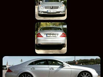 begagnad Mercedes CLS500 219